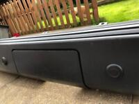 Landrover Discovery 3 rear bumper with parking sensors