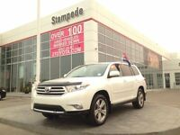 2012 Toyota Highlander V6 SPORT w/Leather and Sunroof
