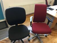 2 Office Chairs £40 both