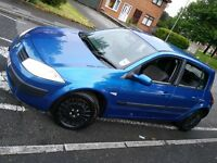 BARGAIN 54 RegRENAULT MEGANE1.4 Diesel 5dr,Sept 2017 Mot,Cheap,FSH,Petrol,tax,insurance,Hpi clear