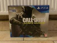 Brand New Sealed PS4 Slim 500GB Call of Duty Bundle