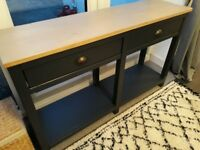SIDEBOARD / CONSOLE TABLE WITH DRAWERS