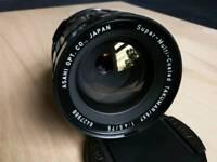 Pentax 6x7 75mm f/4.5