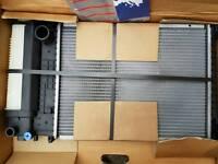 BMW 3/5 series radiator New in box E34 E36 M40 M42 M43 735