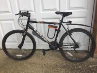 Apollo Mentor Hybrid Bike