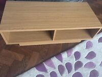 Wooden IKEA TV Stand