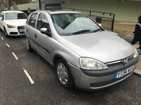 2001 Vauxhall Corsa for Sale