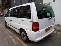 MERCEDES BENZ VITO ** 2.2 CDI TRAVELINER ** 8 SEATS ** DIESEL ** ONLY 2600 **