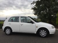 **TOYOTA STARLET GLS AUTO**AUTOMATIC**LOW MILES**