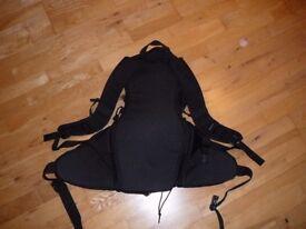 Karrimor Sf Sabre Hydro 30 Mens Rucksack Backpack - Black