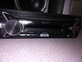 For Sale CD player Sony Bluetooth USB Aux £25