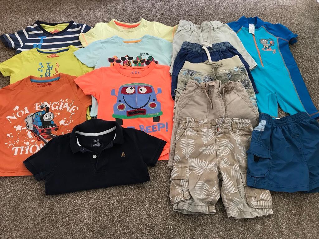 2bd366a1db5 Boys 18-24 month Summer bundle