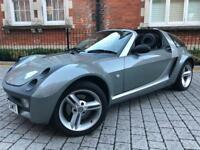 Smart Roadster 2004 0.7 Coupe Convertible **RARE COUPE VERSION** PX Welcome