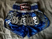 Twins special Muay Thai Boxing Shorts M