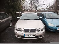 Rover 75 Connoisseur Diesel 1 Prev Owner 75k Low Miles May PX