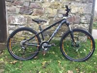 Felt Six 70 mountain bike 2015 size xs