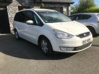 2007 Ford Galaxy Zetec