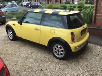 BMW mini one 2001