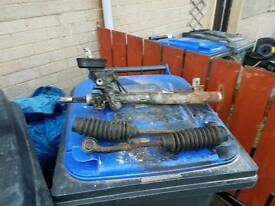 Power steering racks for vw polo y reg