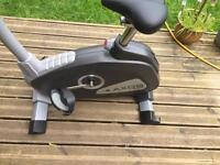 Kettler axos exercise bike