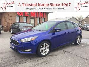 2015 Ford Focus Navi Moon Roof Leather