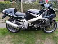 GSXR 600 SRAD
