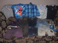 Boys age 4-5yr clothes