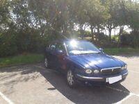 Jaguar x type 2 L