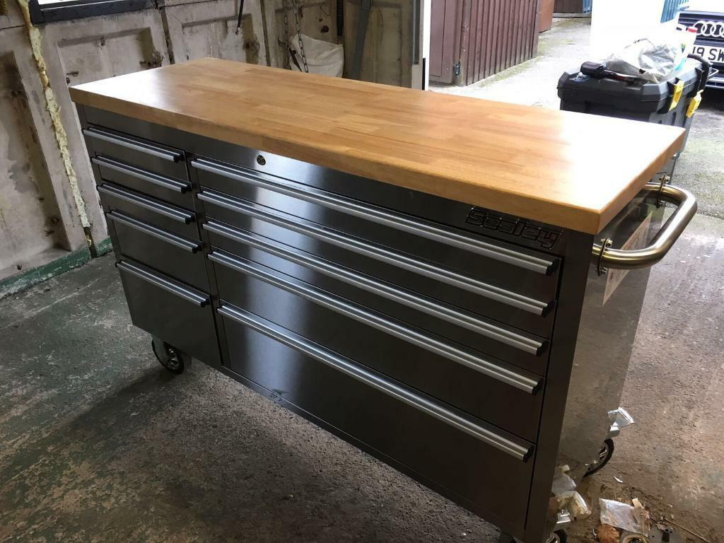 Sealey Roll Cab Tool Box | in Stoke-on-Trent, Staffordshire | Gumtree