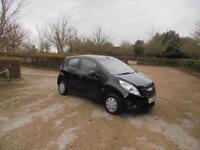 Chevrolet Spark Plus 5dr (black) 2012