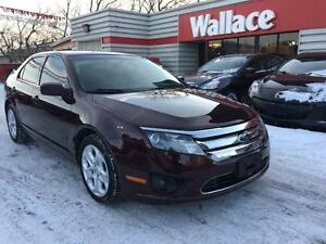 2011 Ford Fusion I4 SE SYNC Power Group