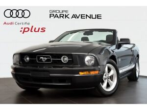2008 Ford Mustang V6 CABRIOLET ! NOUVEL ARRIVAGE !