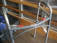 FULLY ADJUSTABLE WALKING FRAME at Haven Housing Trust's charity shop