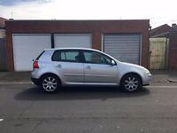 2005 VW GOLF 1.6 FSI – MANUAL – 1 LADY OWNER FROM NEW- 5 Doors – MOT – FULL HISTORY