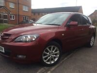 2008 MAZDA 3 TAKARA AUTOMATIC (1.6LIT) WITH 68K IN PERFECT CONDITION