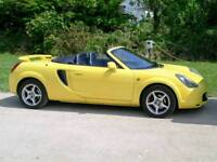 TOYOTA MR2 vvti Mk3 SPORT ROADSTER.