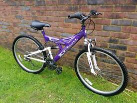 Ladies Kiki mountain bike