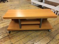 Wooden TV Stand, Great Condition, Collection Only