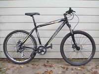 Land Rover experiance hydro hardtail mountain bike MTB XC