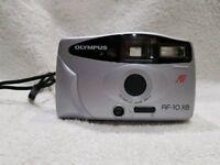 Olympus AF10 XB 35MM film compact rangefinder 35mm camera lomo lomography retro pre digital