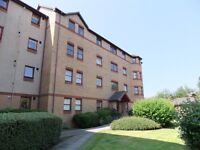 2 bedroom UNFURNISHED top floor flat to rent on Gylemuir Road, Corstorphine, Edinburgh
