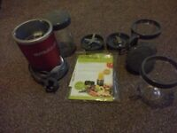 Nutribullet 600 series.