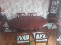 Table And Six Chairs, McDonagh