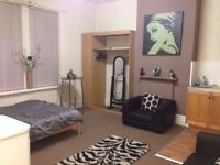 A beautiful 1 BedStudio Apartment/ Bedsit,Bills included from £65 P.W.