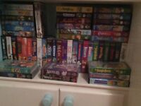 VHS Disney and Family Classic Tapes - bundle of 63