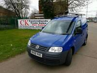VOLKSWAGEN CADDY SDI NO VAT FREE WARRANTY AND FINANCE AVAILABLE