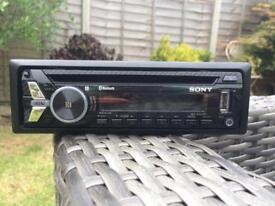 Sony mex-n4000bt Bluetooth,usb, aux port.