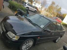 Ford escort 1.8 ghia spares or repairs