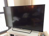 49 inch TV 4K Sony Bravia KD-49X8305C with warranty - almost new
