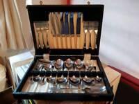 Warranted Sheffield Cutlery Set